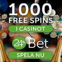 24h Bet Casino Free Spins