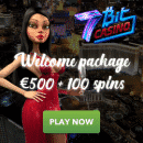 Meet the Lucky Race promotion and win big at 7Bit Casino