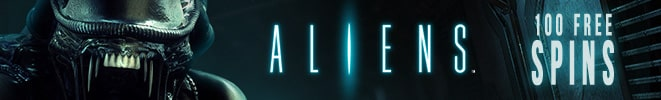 100 Free Spins On Aliens