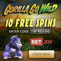 BetJoy Casino Promotion