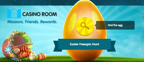 Free Spins during Easter 2015