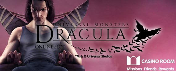50 Free Spins On Dracula