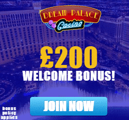 Dream Palace Casino Promotion
