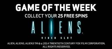 Bet Victor Aliens Promotion