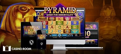 Free Spins On Pyramid: Quest For Immortality