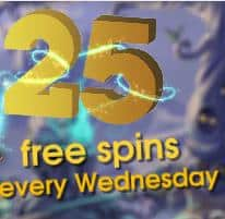 Victorious Free Spins