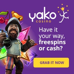 Yako Casino Promotion