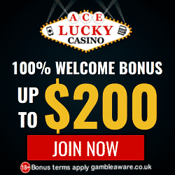 August Action - more Free Spins from Ace Lucky Casino