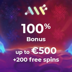 Alf Casino Promotion