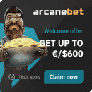 The online casino ArcaneBet presents: €5000 Slots Tournament