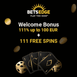 BetsEdge Casino Promotion