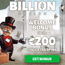 Billion Casino - Book of Sun: €30,000 Huge Prizes Tournament