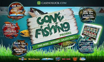 Fishing At Casinoluck