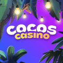 Level up and gain bonus gifts and free spins from Casino Cocos