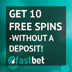 FastBet: 50 Free Spins on The Phantom's Curse