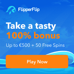 FlipperFlip Casino Promotion