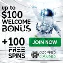 Enter the Xmas Bonanza Tournament at GoProCasino