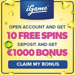 iGame 150 freespins