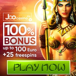 €2000 + 2000 Free Spins & iPhone Giveaway by Joo Casino