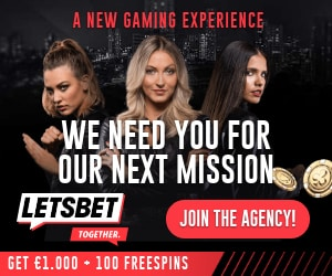LetsBet Casino Promotion