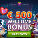 Check out the next online slot tournament at Malina Casino