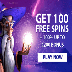 MrFavorit Casino Promotion