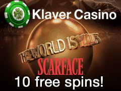 Scarface 10 Netent Free Spins
