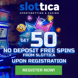 Slottica Casino Promotion