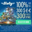 1 Million Free Spins + €500,000 Bonuses from casino Sloty