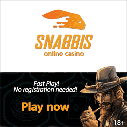 Snabbis Casino Promotion