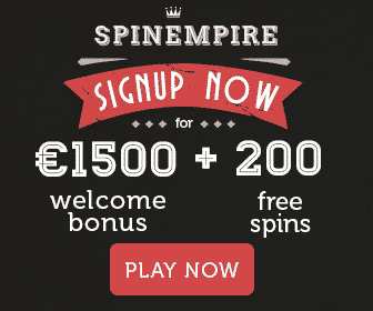 Spin Empire Free Spins