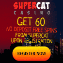 Enter the Solar Escape tournament for €60,000 at SuperCat casino