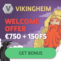 Vikingheim Casino Promotion