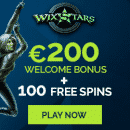 Wixstars Casino: Conan's Mega Power €10,000 Giveaway