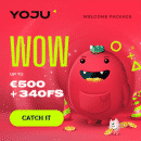 Reel Master's Day: 100 Free Spins at online casino Yoju