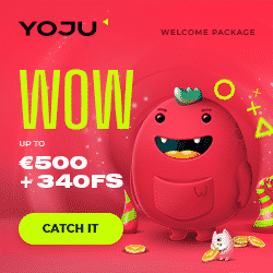 Yoju Casino Promotion